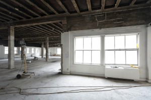 Section 63 Action Plan - Warehouse Improvements