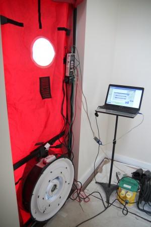 Air Permeability Testing
