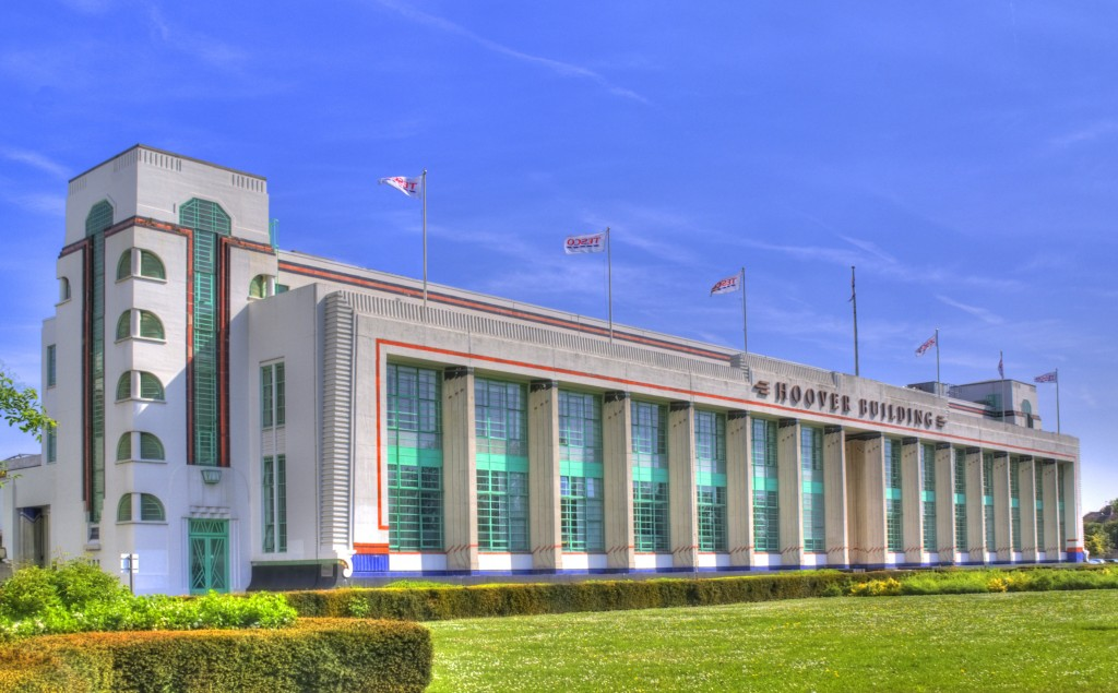 The Hoover Building, Perivale