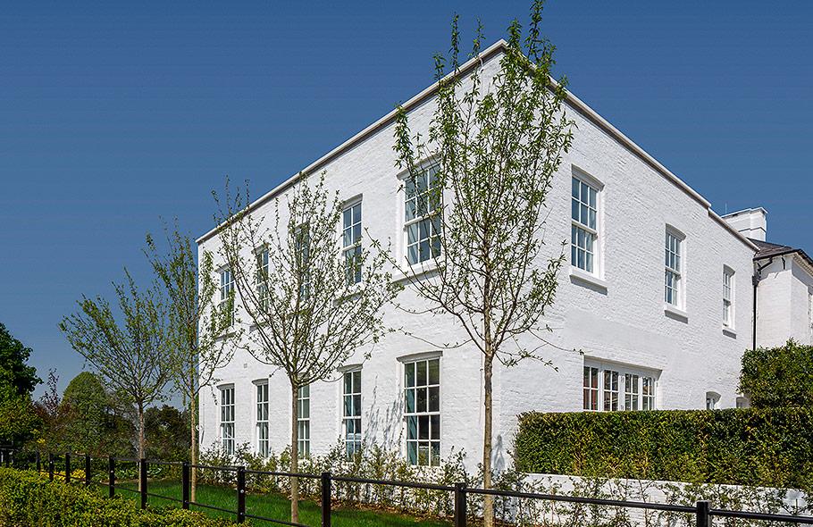 Belgrave House, Hayes