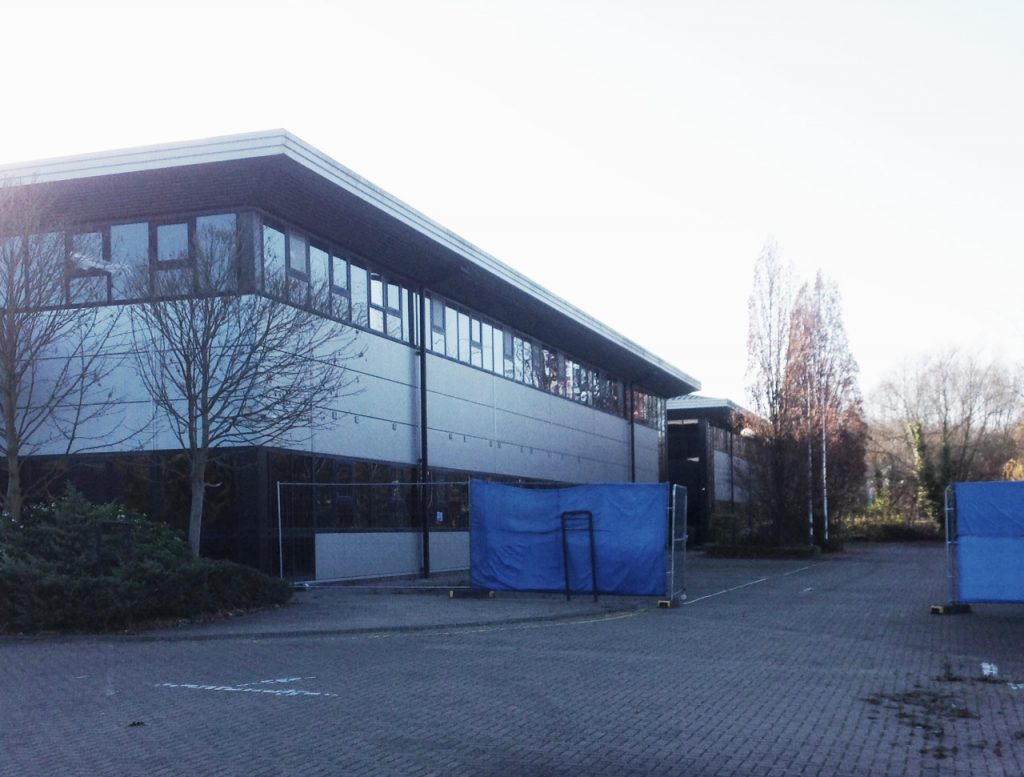 Templefields House, Harlow