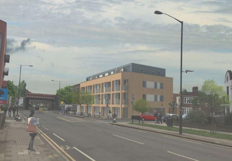 West Barnes Lane, London