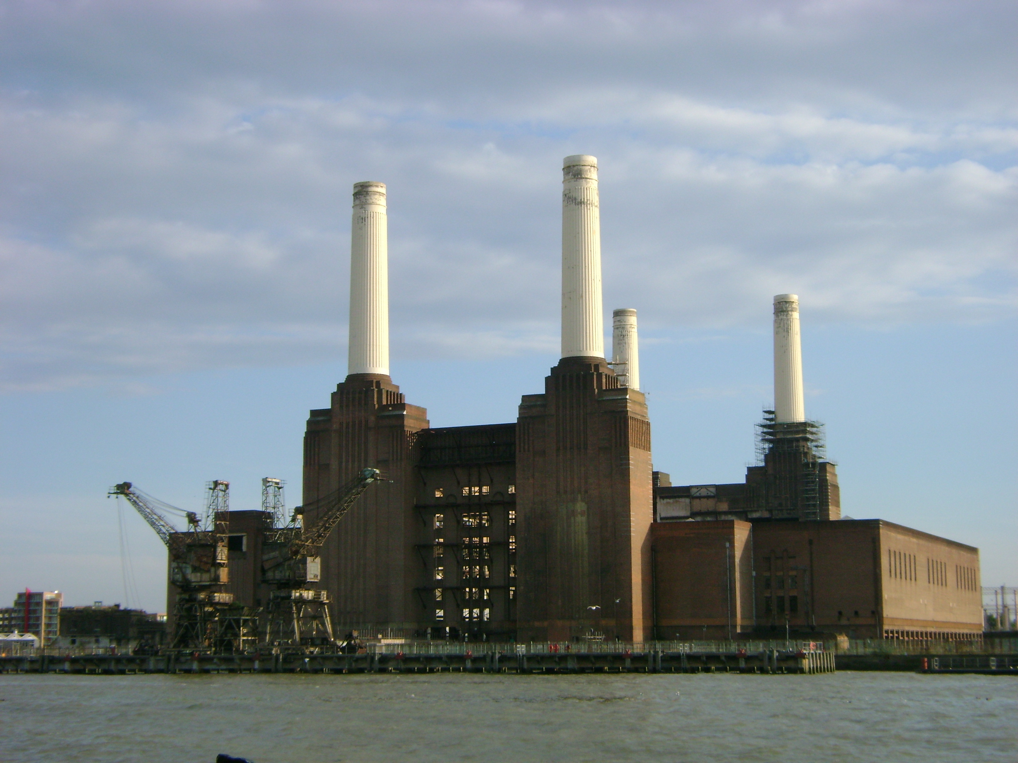 Battersea Power Station Heat Network